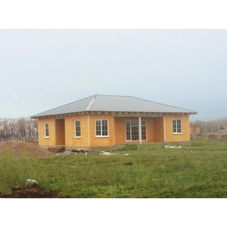Дом премиум класса 134 м2, потолок 2,85 метра - П7