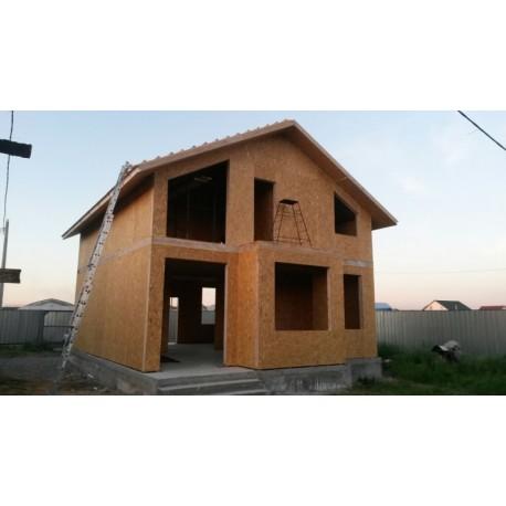 Дом премиум класса 150 м2, потолок 3,0 метра-П8