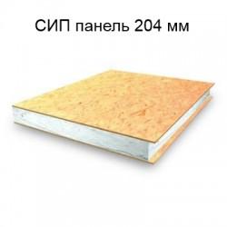 СИП панель 204 мм