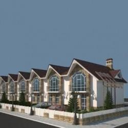 Индивидуальное строительство гостиниц из СИП панеле