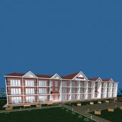 Строительство гостиничных комплексов из СИП панелей