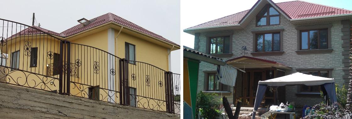 Строительство коттеджей в Казахстане из Sip панелей