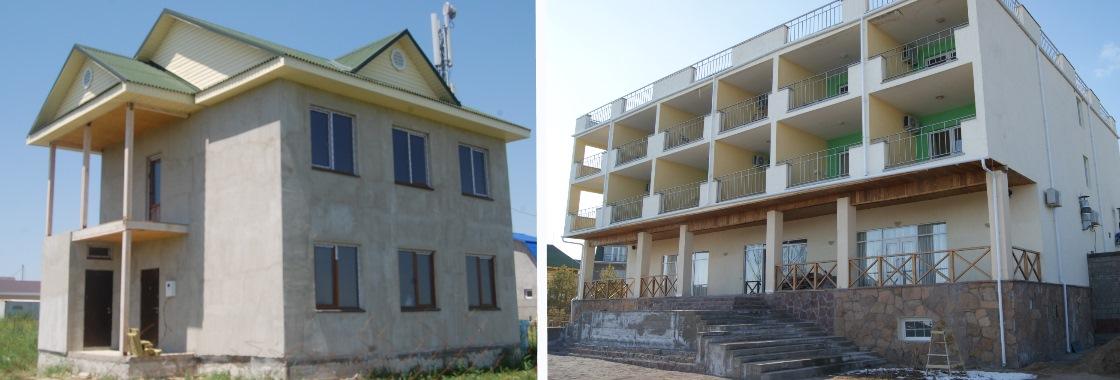 Строительство домов в Алматы из сип панелей